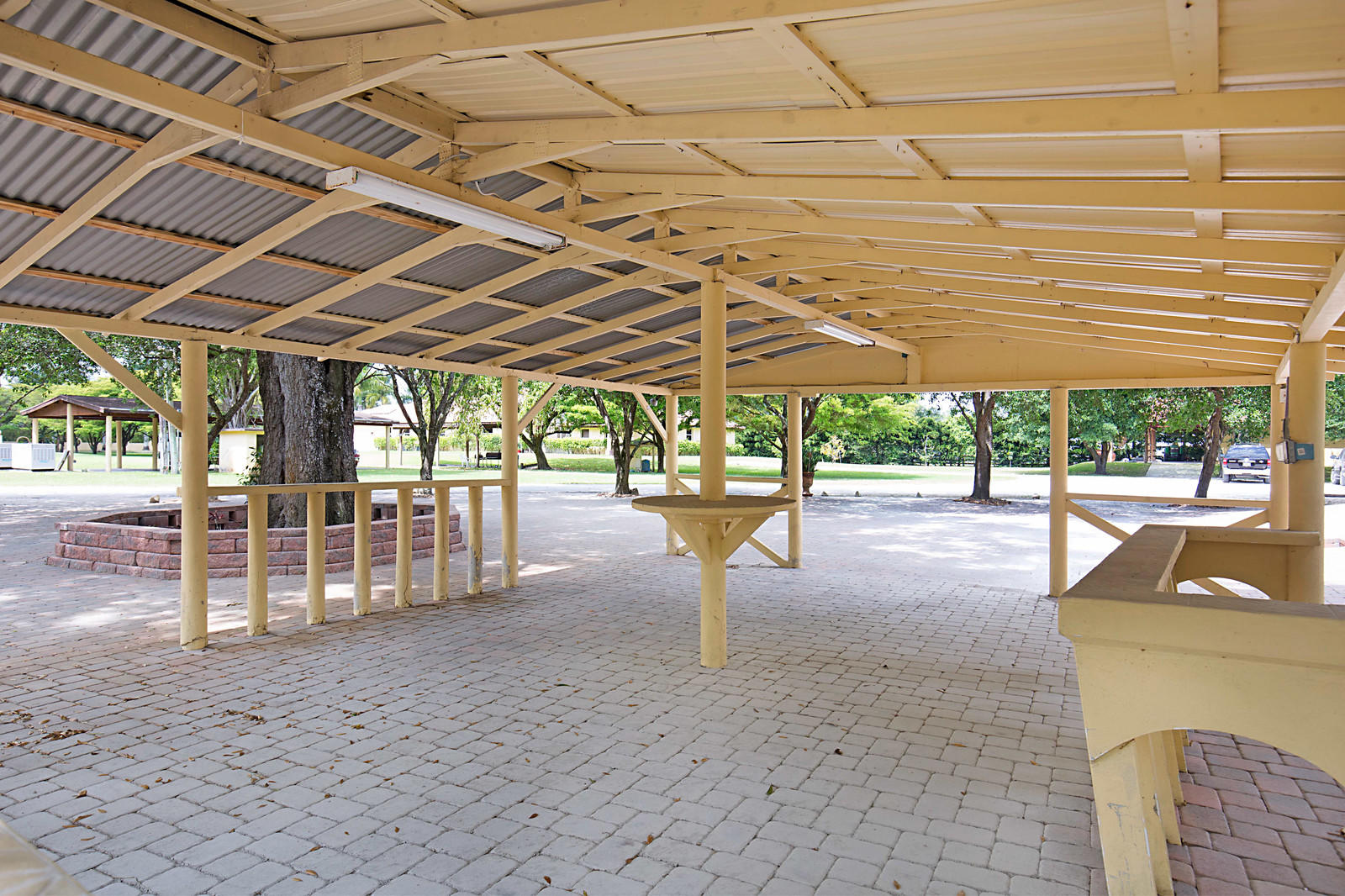 COVERED ENTERTAINMENT AREA