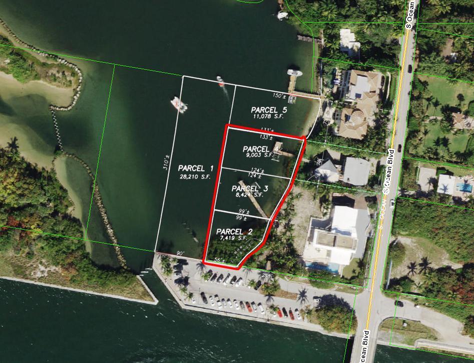Lots 234 0 Ocean Boulevard, Manalapan, Florida 33462, ,Dock,For Sale,Ocean,RX-10688970