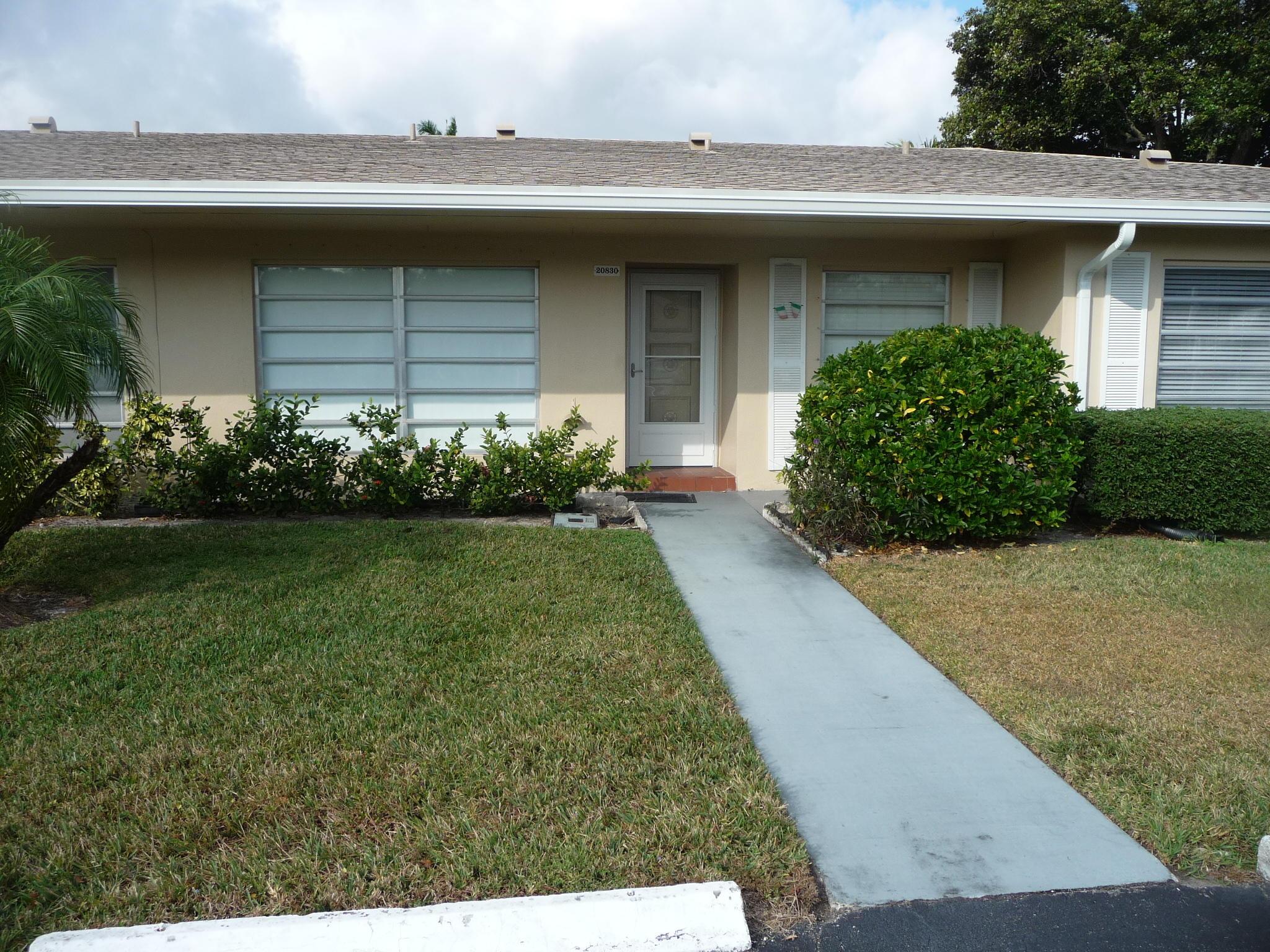 Home for sale in Boca Lakes Boca Raton Florida