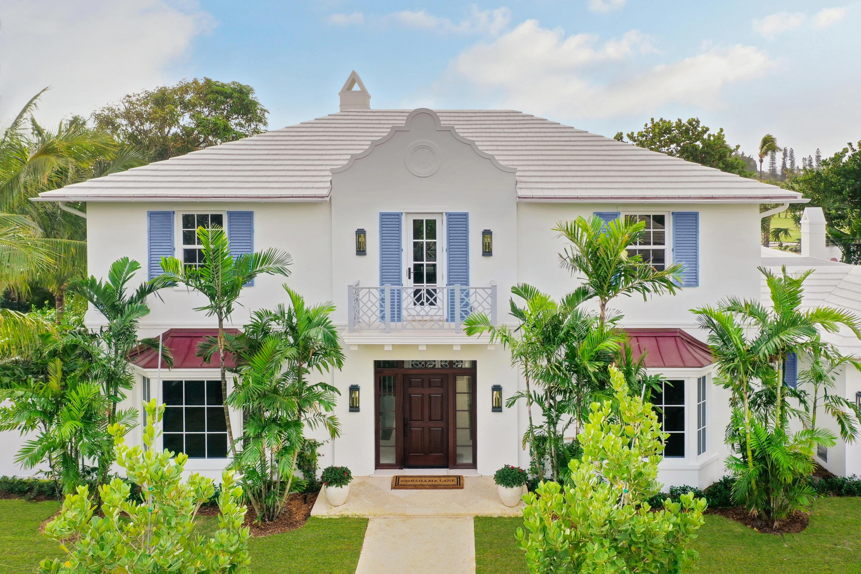 Photo of 232 Bahama Lane, Palm Beach, FL 33480
