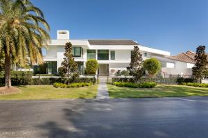 Recently Re-imagined Modern Deep water Estate that affords a striking architectural design of clean lines contemplating dramatic volume interiors with private dockage. Currently remodeling kitchen, first showing will be March 8, 2021.