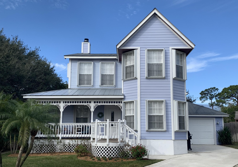 Home for sale in PALMETTO GROVE Jensen Beach Florida