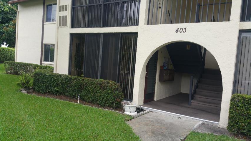 5991 Pine Cone A1 Court #A-1 - 33463 - FL - Greenacres