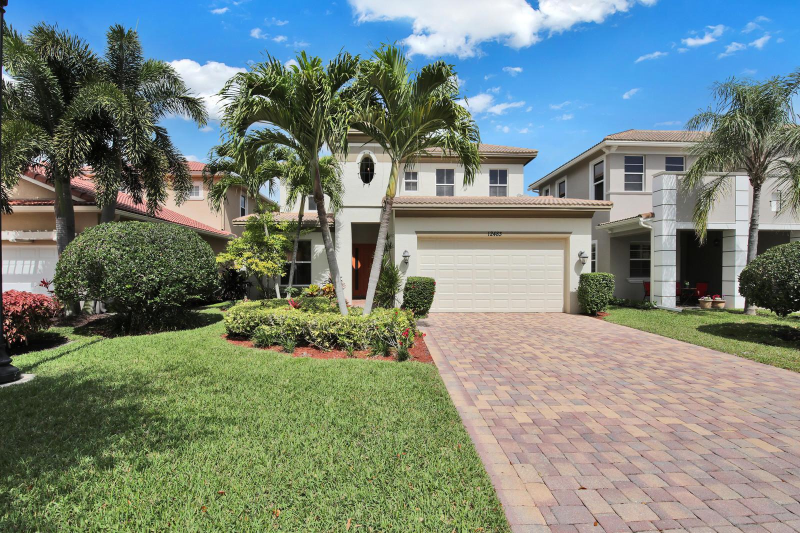 12483 Aviles Circle Palm Beach Gardens, FL 33418