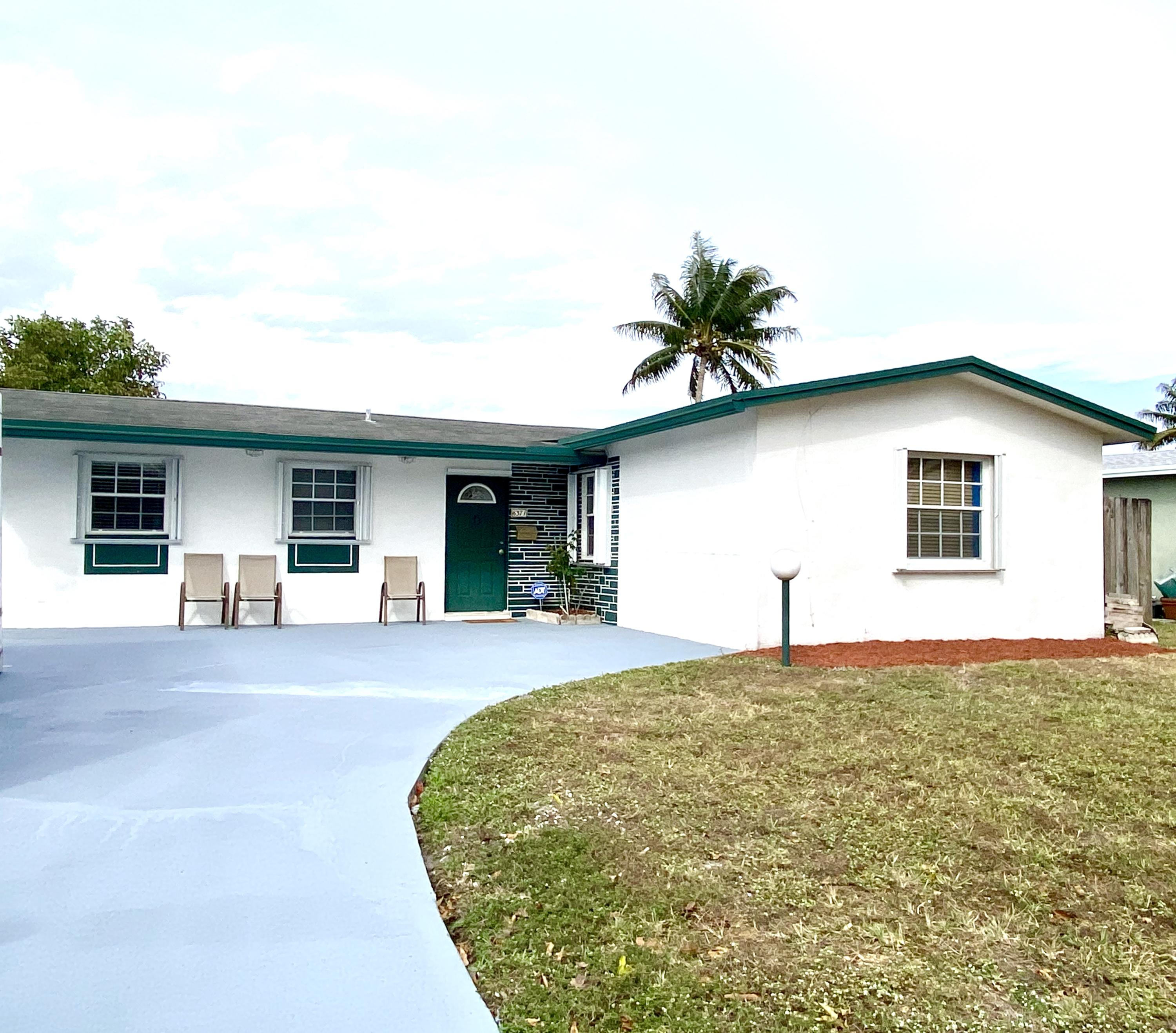 Home for sale in KIMBERLY VILLAGE SEC 1 North Lauderdale Florida