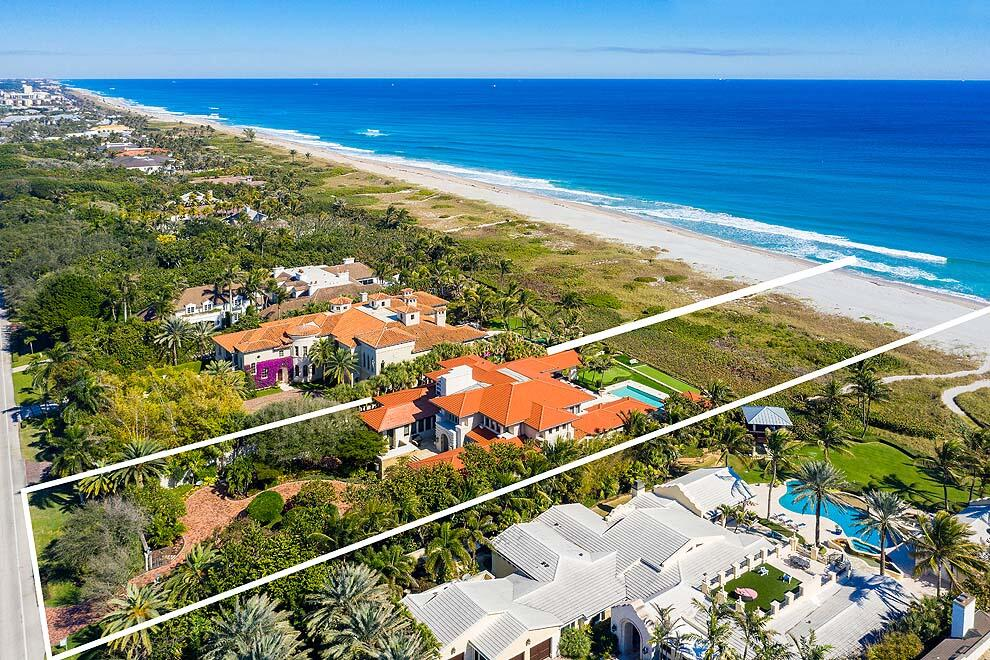 1111 Ocean Boulevard, Delray Beach, Florida 33483, 7 Bedrooms Bedrooms, ,9.4 BathroomsBathrooms,Single Family Detached,For Sale,Ocean,RX-10691745