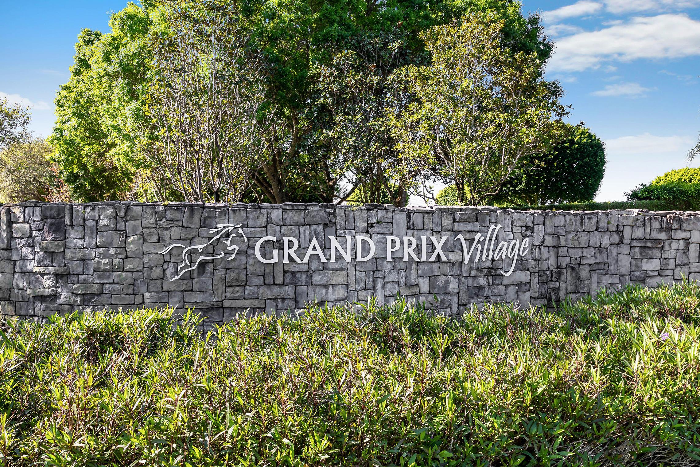 Grand Prix Village
