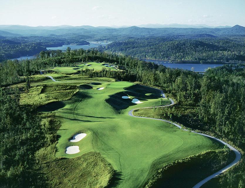 Award-Winning Jim Fazio Golf Course