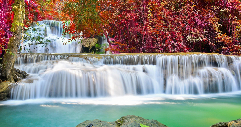 Numerous Waterfalls
