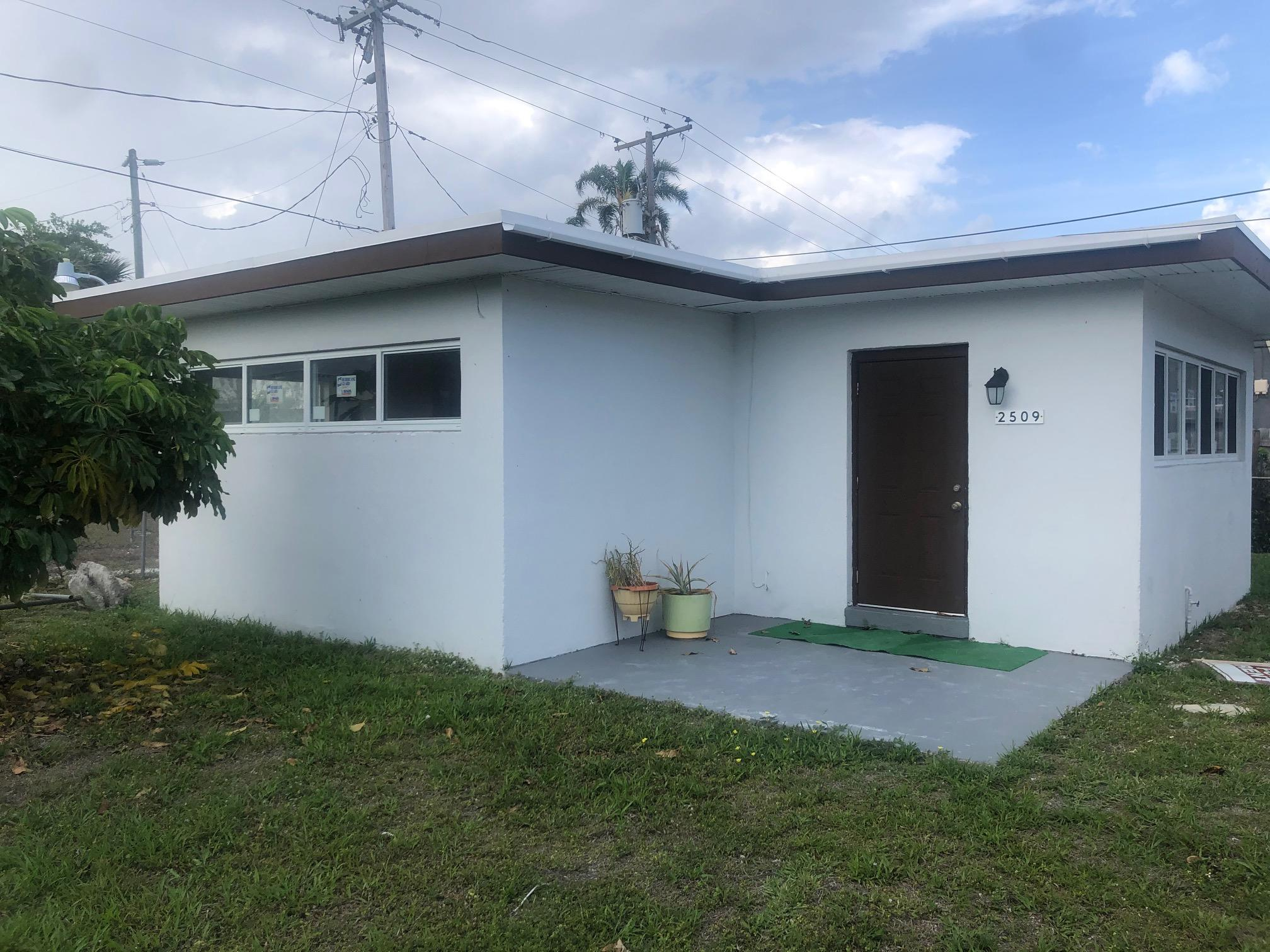 2509 Avenue Avenue E #3 - 33404 - FL - Riviera Beach