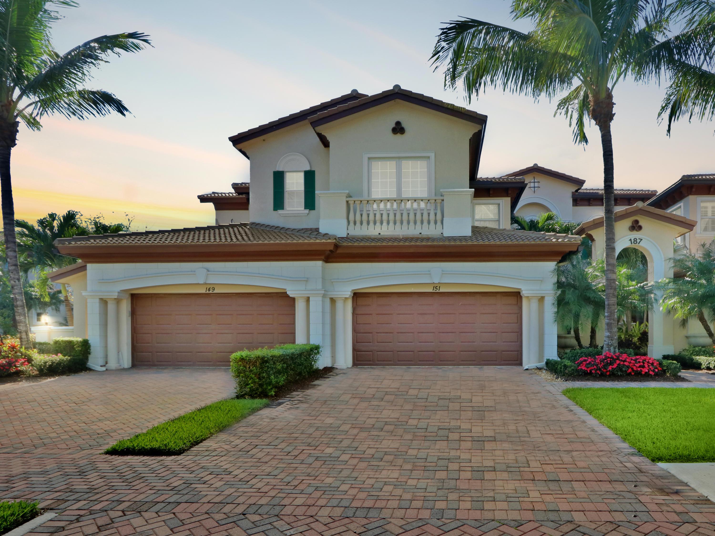 187 Tresana Boulevard 151, Jupiter, Florida 33478, 2 Bedrooms Bedrooms, ,2 BathroomsBathrooms,A,Condominium,Tresana,RX-10696184