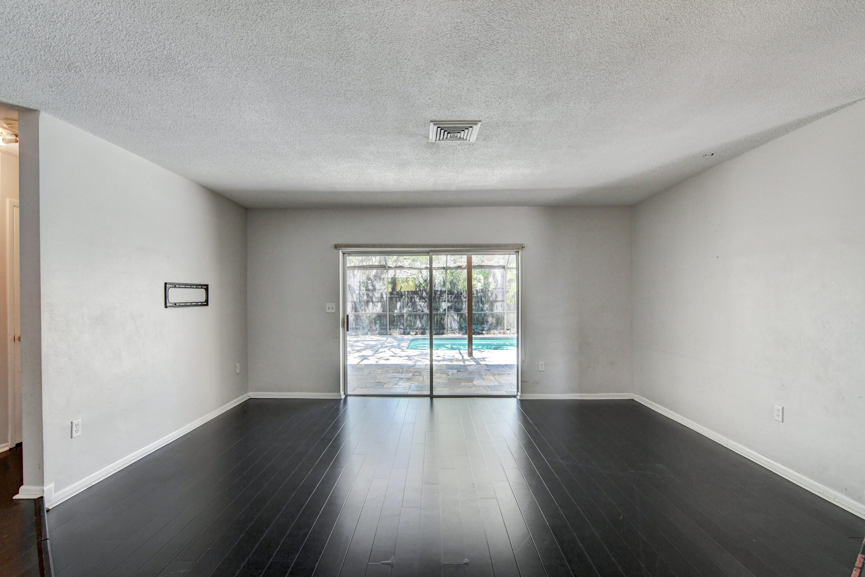 View as you walk through the doors
