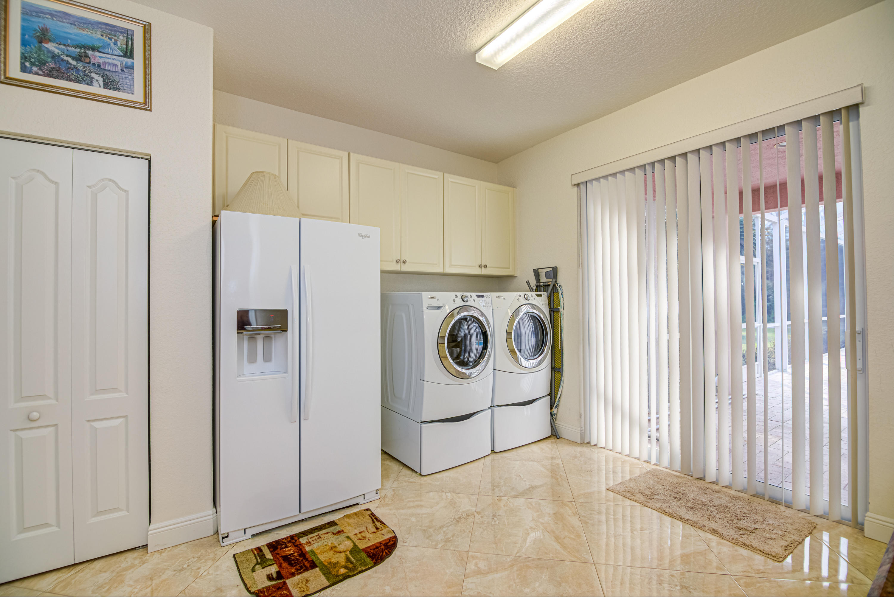 LAUNDRY ROOM IN MAIN HOUSE