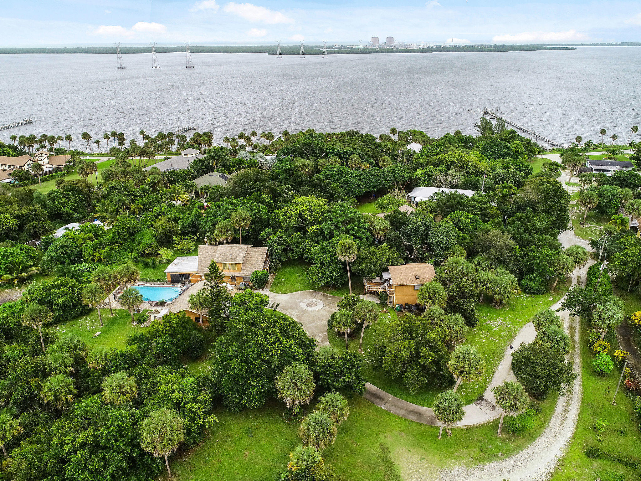 AERIAL 8225 S INDIAN RIVER DRIVE