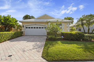Beautiful Bristol Model Home In Kensington Wycliffe Golf & Country Club. Bright & Airy.  this Home Is In Pristine Condition. Kitchen, Master Bath & Guest Bath Renovated. Plantation Shutters. Large Patio With Screen Enclosure Overlooking Golf Course (East Course Hole #1).