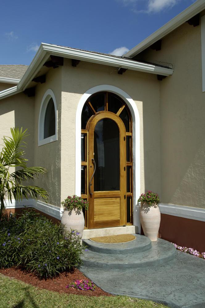 EXT Vignette Royal Palm Entry