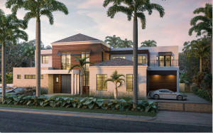 New gated Farmhouse Modern estate by Elysee Homes and B1 Architects in Old Boca Ratons Estate Section. Dramatic foyer with floating staircase and soaring ceilings introduce this open glass encased residence. First level master wing with dual wardrobes and a sleek bathroom. The second level features four additional bedroom suites, loft and viewing balcony. Resort-like pool with spa and sun deck, lanai with summer kitchen, cabana and storage room. Other amenities include two utilities and elevator. Short distance to the posh Boca Raton Resort & Club and beautiful Boca Beaches.