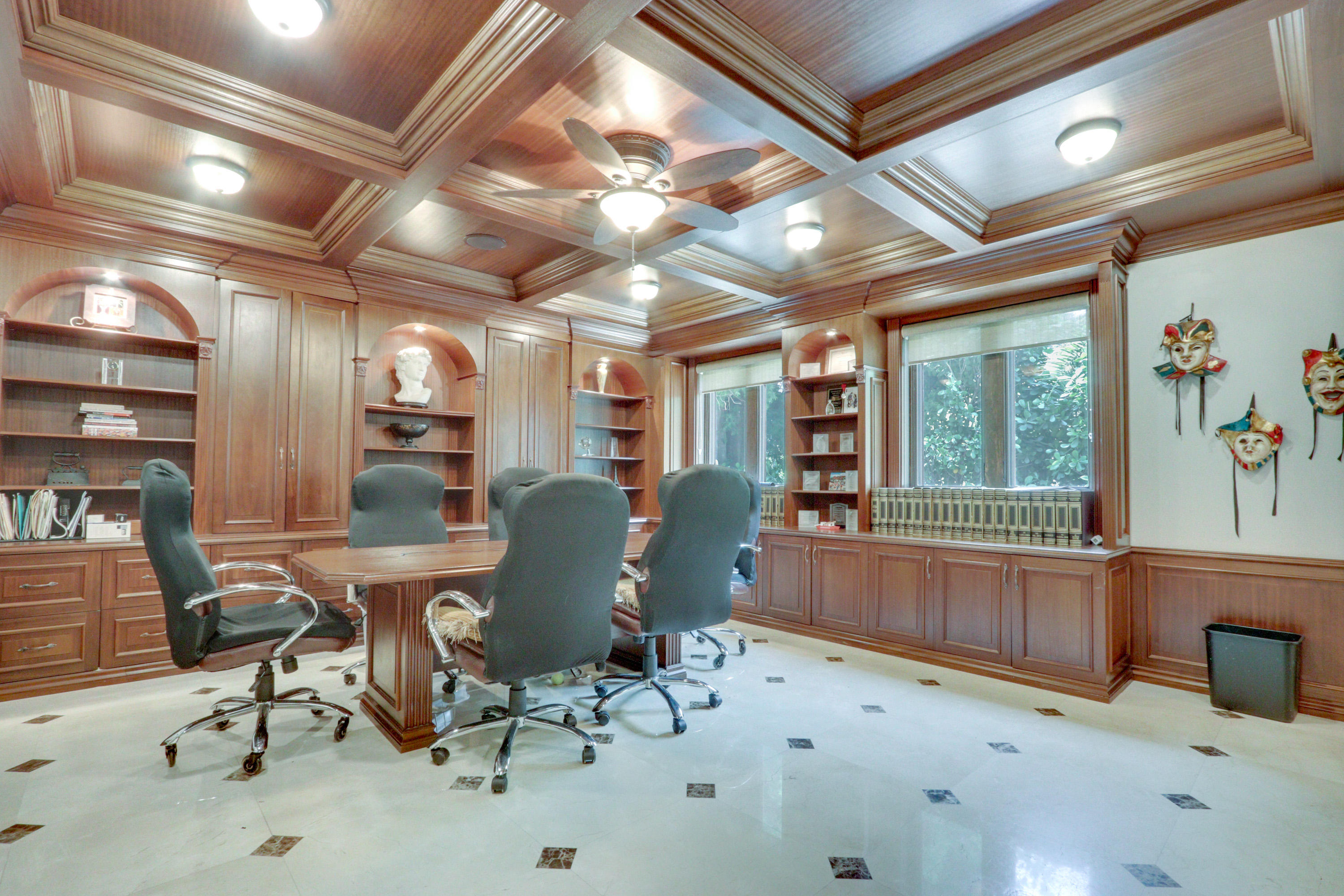 Office / Library