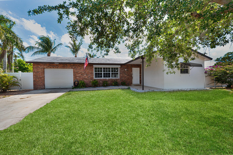 731 4th Avenue, Delray Beach, Florida 33483, 2 Bedrooms Bedrooms, ,2 BathroomsBathrooms,A,Single family,4th,RX-10703557