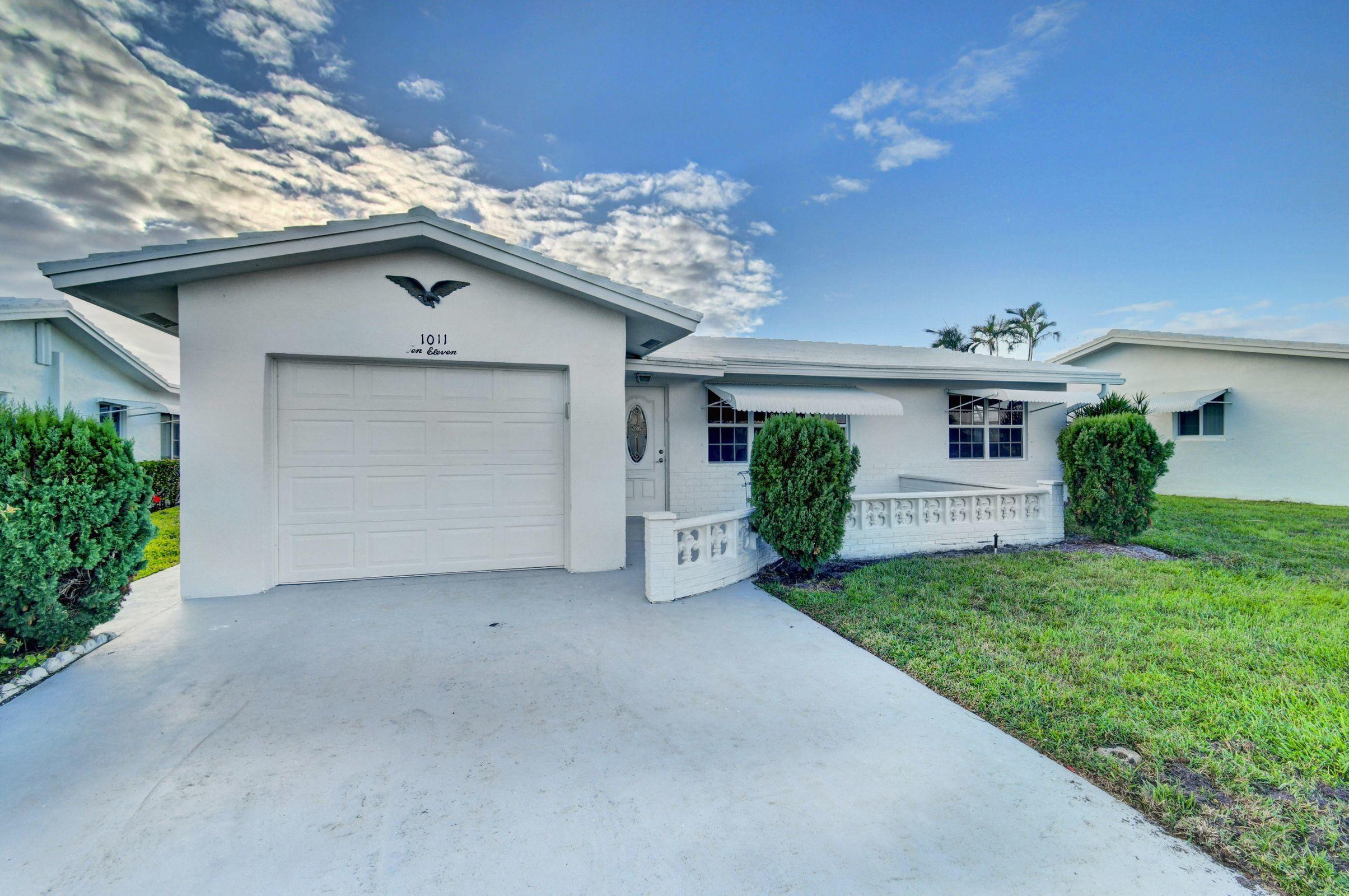 1011 SW 17th Street - 33426 - FL - Boynton Beach
