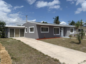 Perfect starter home! Beautiful newly renovated charmer with new kitchen, granite countertops, appliances, bathrooms,  flooring and new AC.
