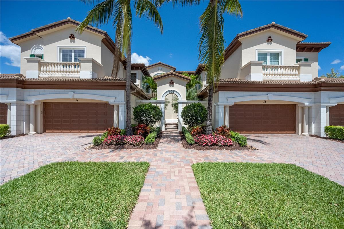 103 Tresana Boulevard 13, Jupiter, Florida 33478, 2 Bedrooms Bedrooms, ,2 BathroomsBathrooms,A,Condominium,Tresana,RX-10706854
