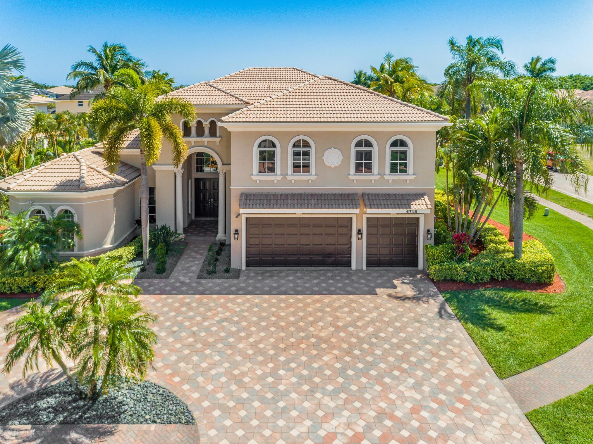 6748 Cobia, Boynton Beach, Florida 33437