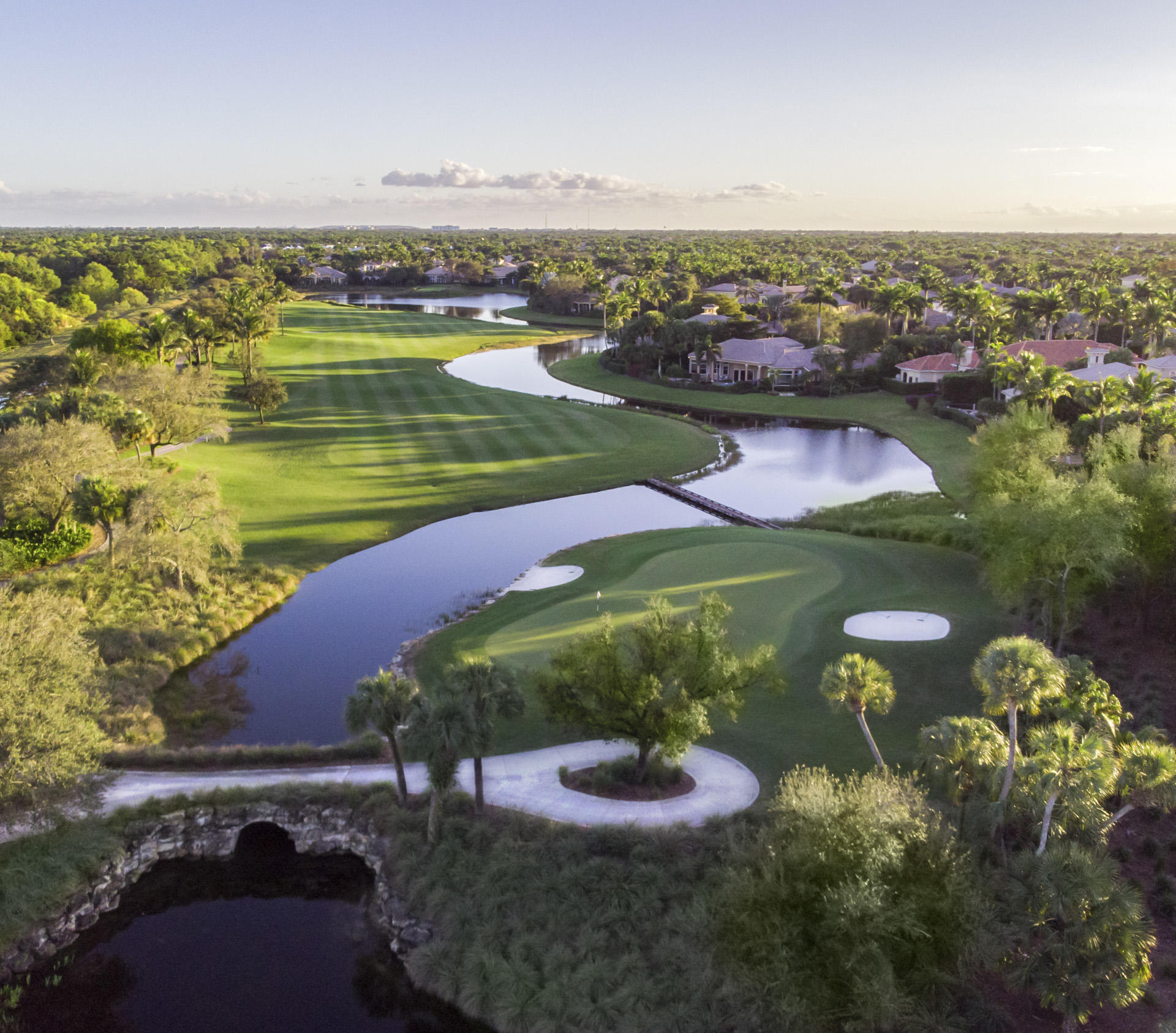 Golf aerial-YES