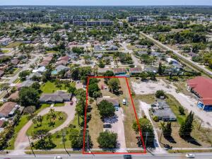 Great Opportunity to own 1.14 acres with 150 frontage, 330 deep, Commercial Lot on Jog Road Between 10th Ave and Lake Worth Rd. Permitted uses include Townhouse Dev., Cluster Dev., Multi Family Dwellings, Apartments Projects, Professional Offices and Services, Medical and Dental Offices, Financial, Insurance and Real Estate Offices, Travel Agencies, Banks and Financial Institutions. The Zoning is (MXD-O - MIXED DEVELOPMENT - OFFICE (18-GREENACRES) See Attached Document - Division 15 - Mixed Use Development- Office 9MXD-O) which allows SFR, home office, commercial office building, etc. Potential 10,000+ sq. ft. office