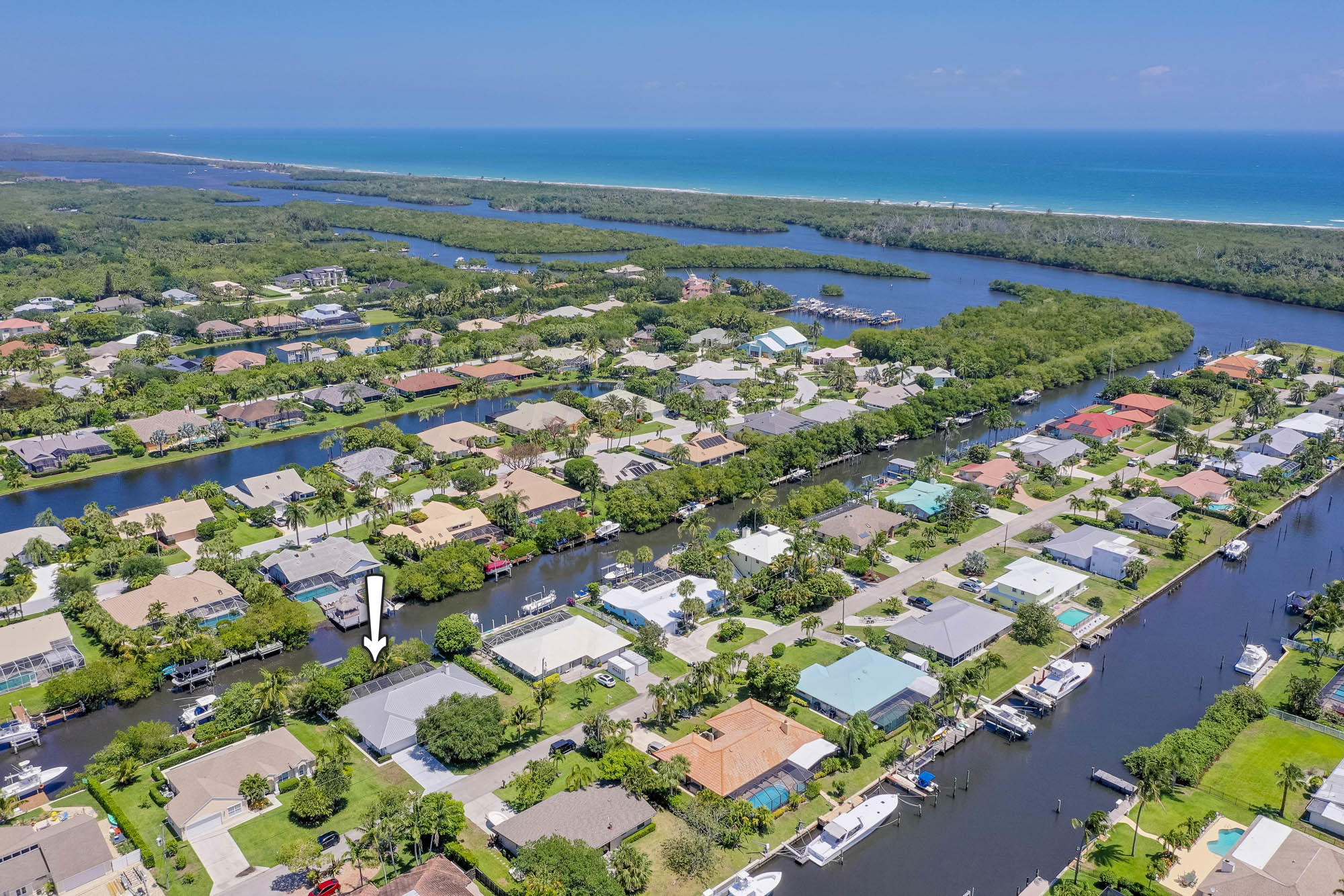 8335 Palm Street, Hobe Sound, Florida 33455, 4 Bedrooms Bedrooms, ,2 BathroomsBathrooms,A,Single family,Palm,RX-10709048