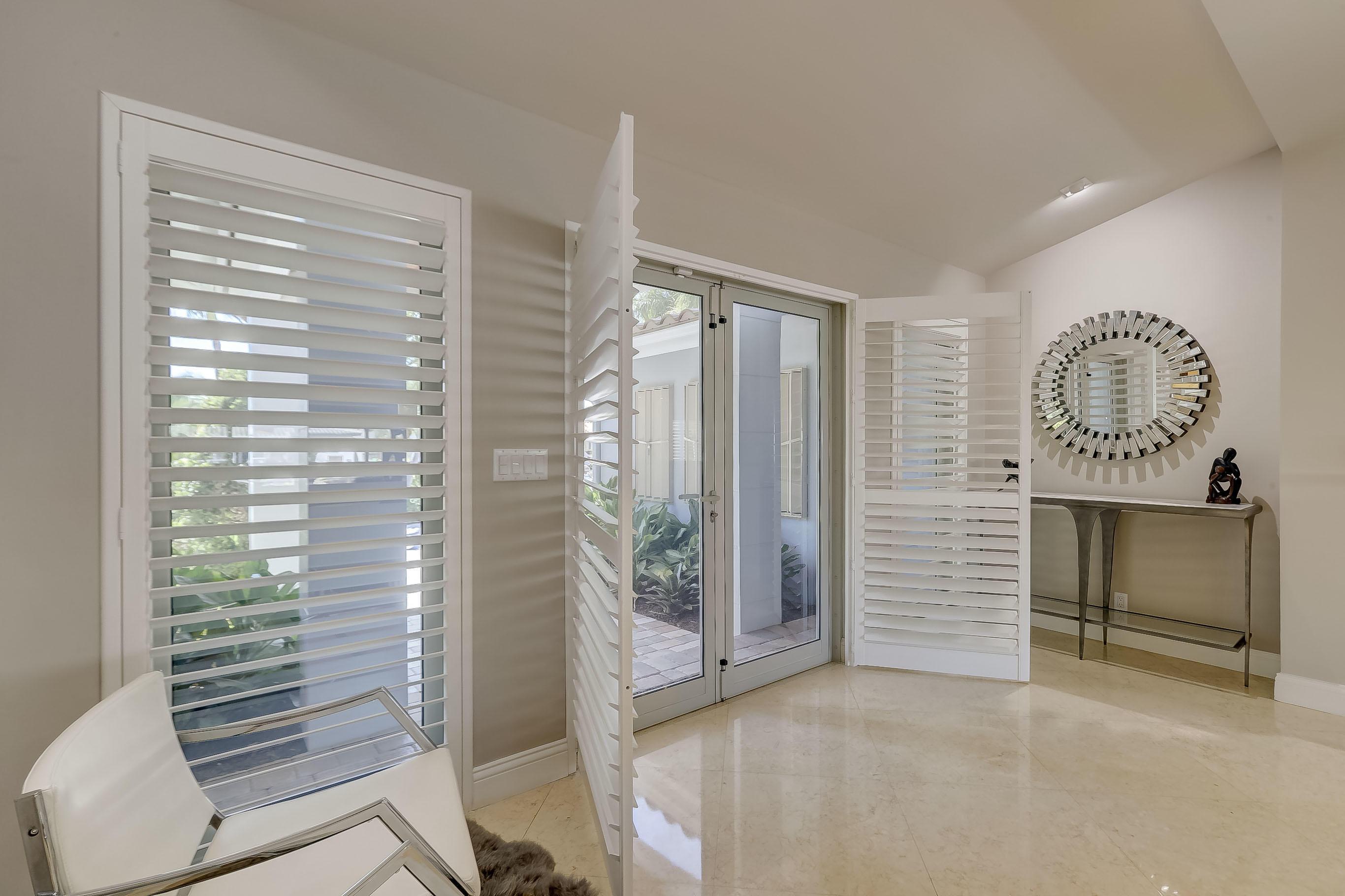 Elegant Marble foyer