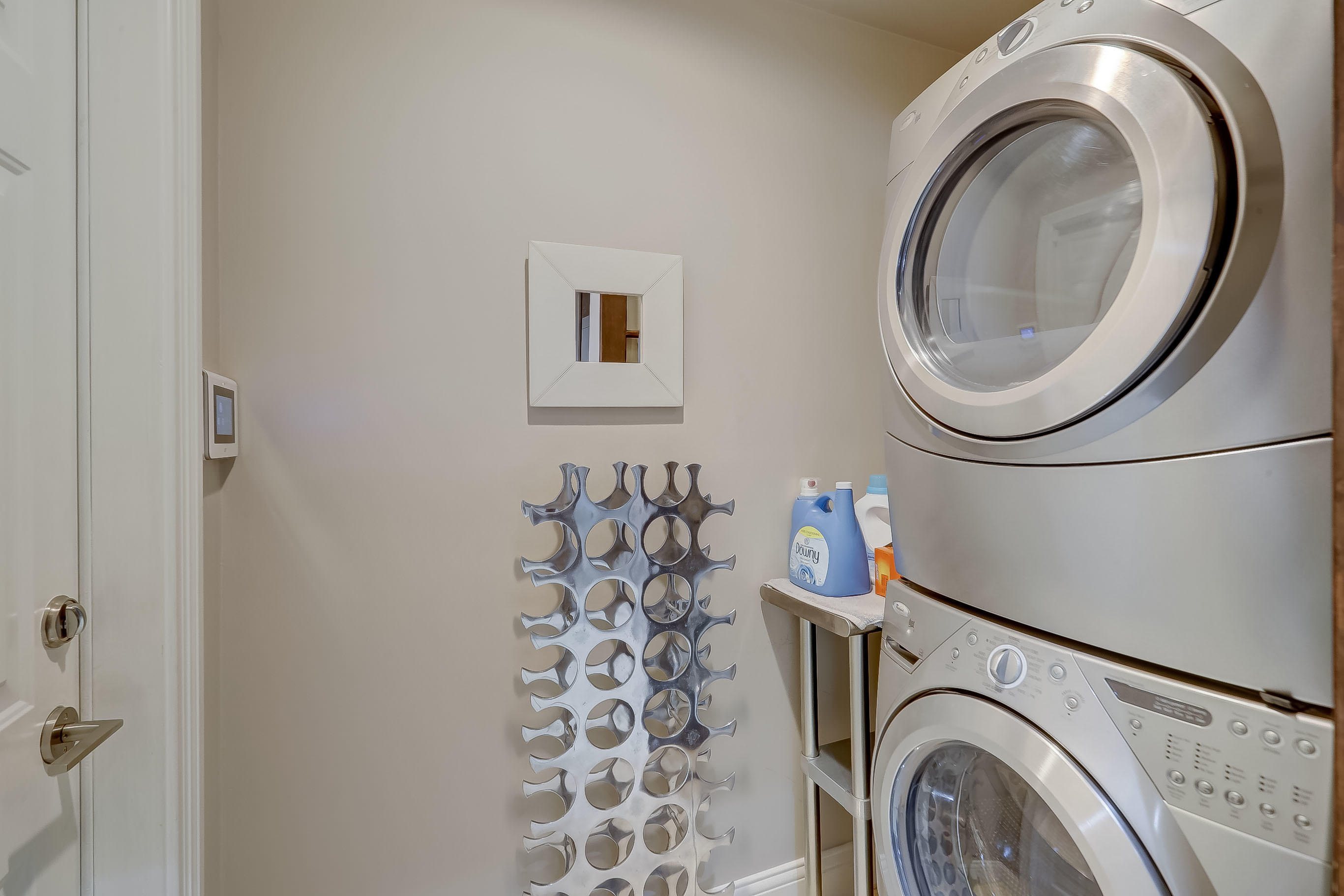 High End Front Loading Washer and Dryer