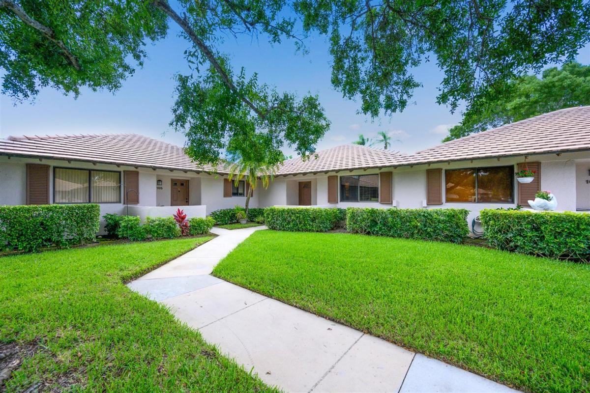 106 Club Drive, Palm Beach Gardens, Florida 33418, 2 Bedrooms Bedrooms, ,2 BathroomsBathrooms,A,Condominium,Club,RX-10713396