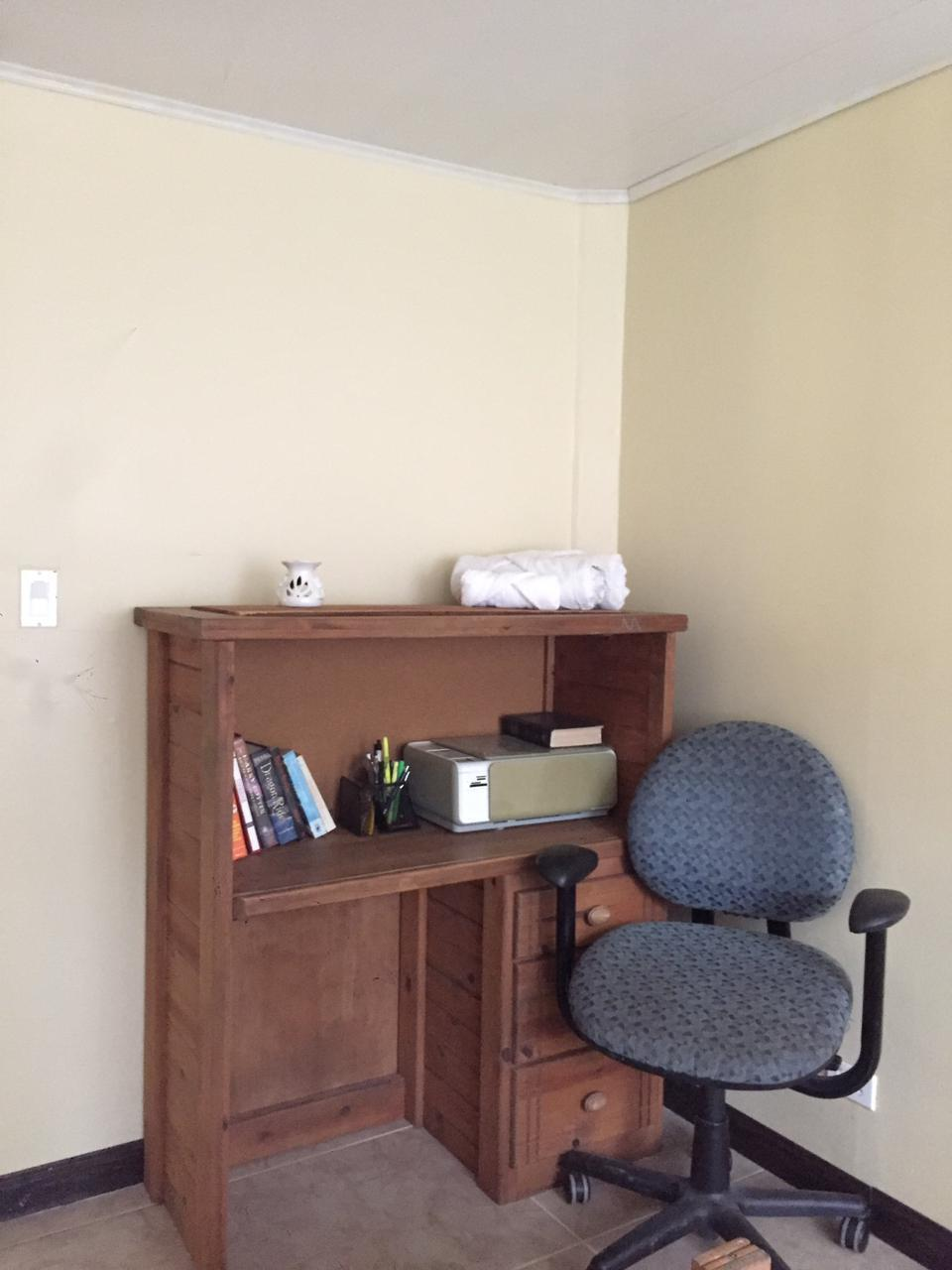 4th Bed and  Office