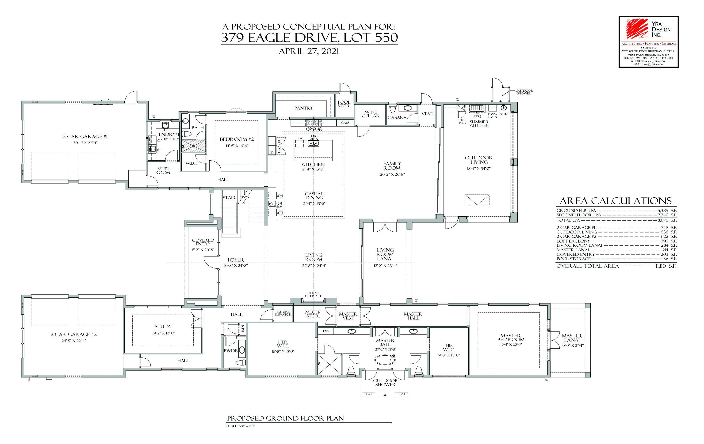 379 Eagle Drive - Lot 550 4-27-21-2