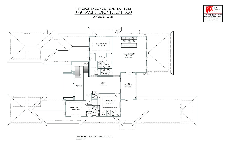 379 Eagle Drive - Lot 550 4-27-21-3