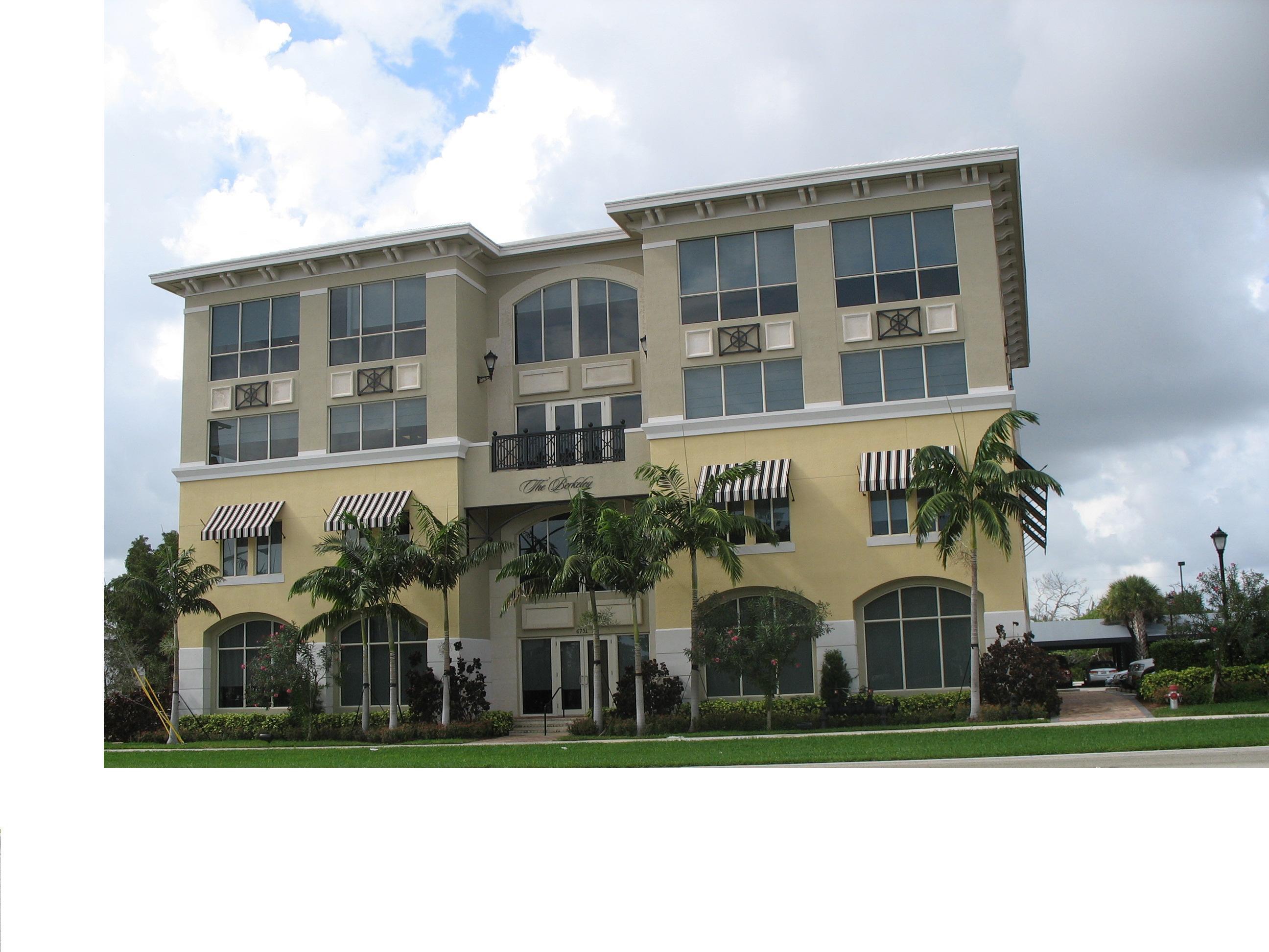 6751 Federal Unit 400, 401, 402, 403, Boca Raton, Florida 33487