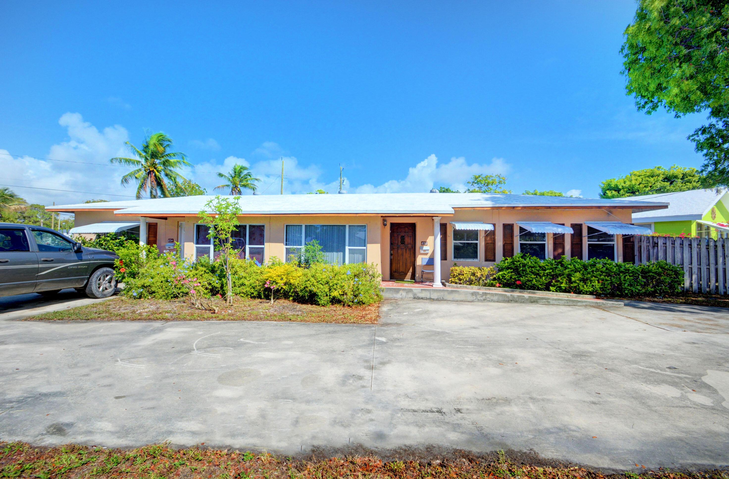 832 4th Avenue, Delray Beach, Florida 33483, ,Duplex,For Sale,4th,RX-10721903
