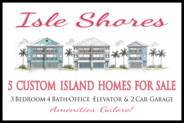ISLE SHORES 5 Custom Homes