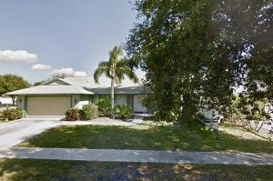 Great location East of 95 in a desirable & safe neighborhood in High Ridge Estates. NO HOA. 3/2 pool home in a large corner lot on a cul-de-sac with privacy hedges.  Minutes to the beach and downtown Lake Worth. 10 minutes from PBI Airport. Tenant occupied, Owner, has never lived in the home. Brand new 4 ton AC with all new ducts, installed in 2021. The home needs some updating. The roof is from 2005.