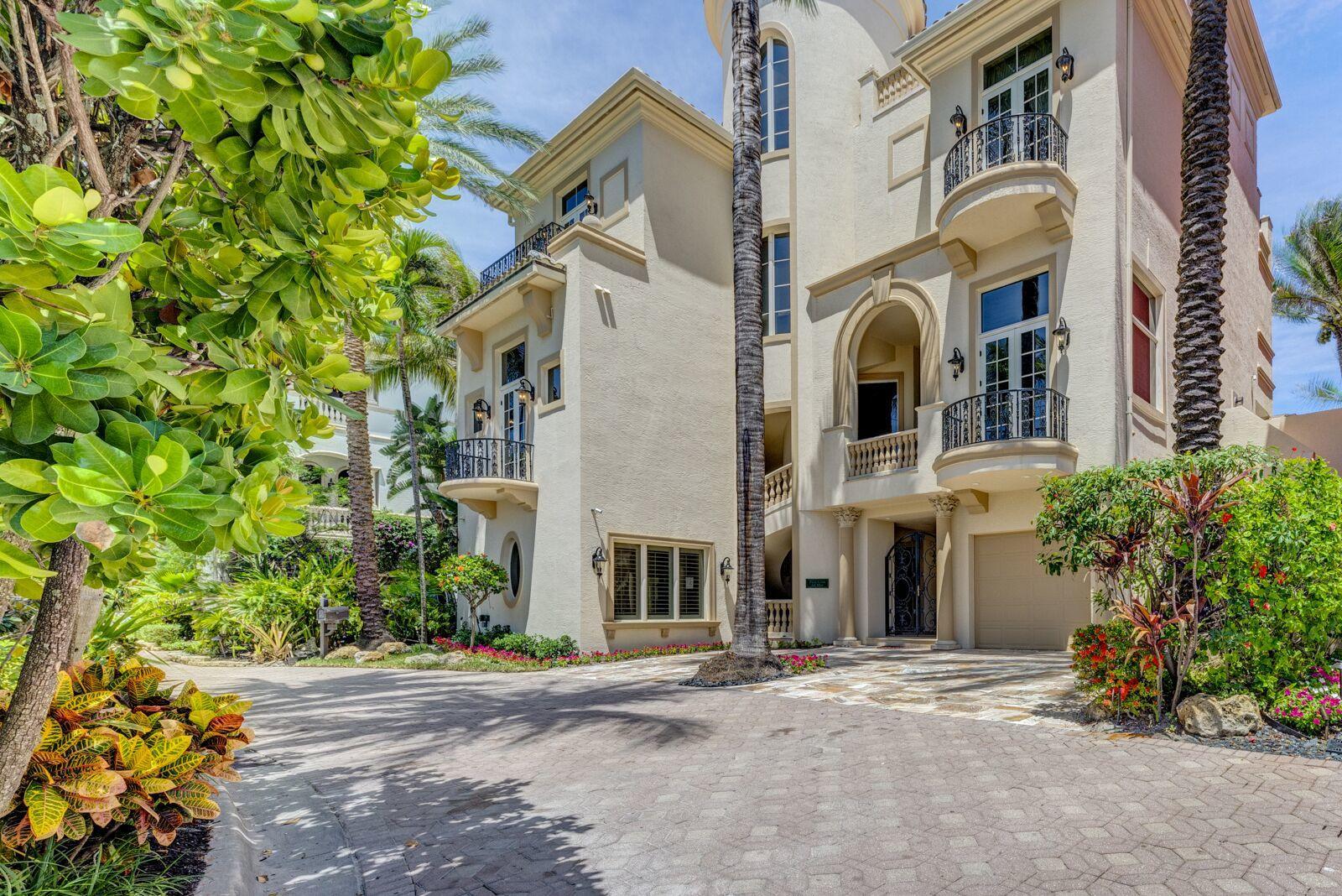 5 Ocean Place, Highland Beach, Florida 33487, 6 Bedrooms Bedrooms, ,8.2 BathroomsBathrooms,A,Single family,Ocean,RX-10724502