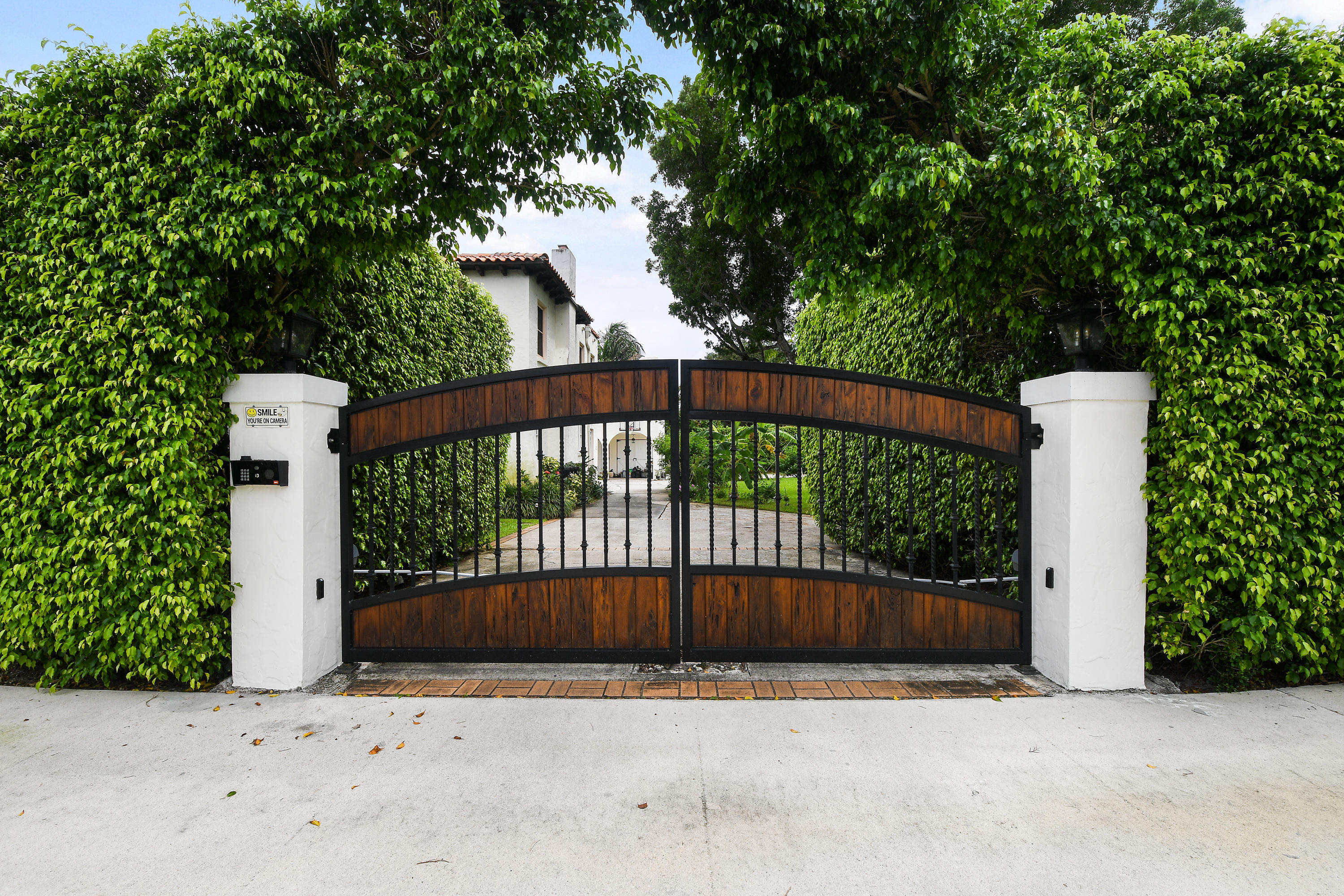 Gate for Driveway Access