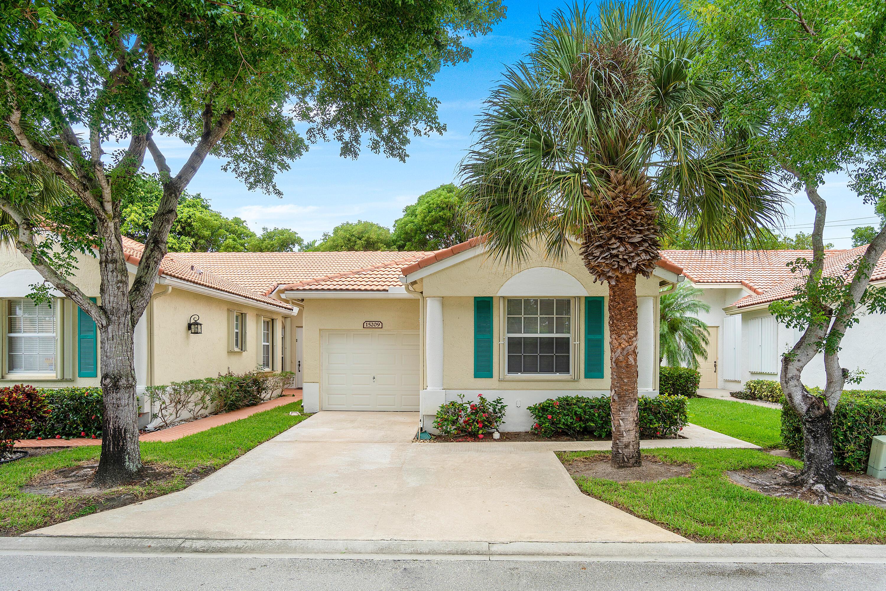 15209 Ixora Road, Delray Beach, Florida 33484, 3 Bedrooms Bedrooms, ,2 BathroomsBathrooms,A,Villa,Ixora,RX-10729688