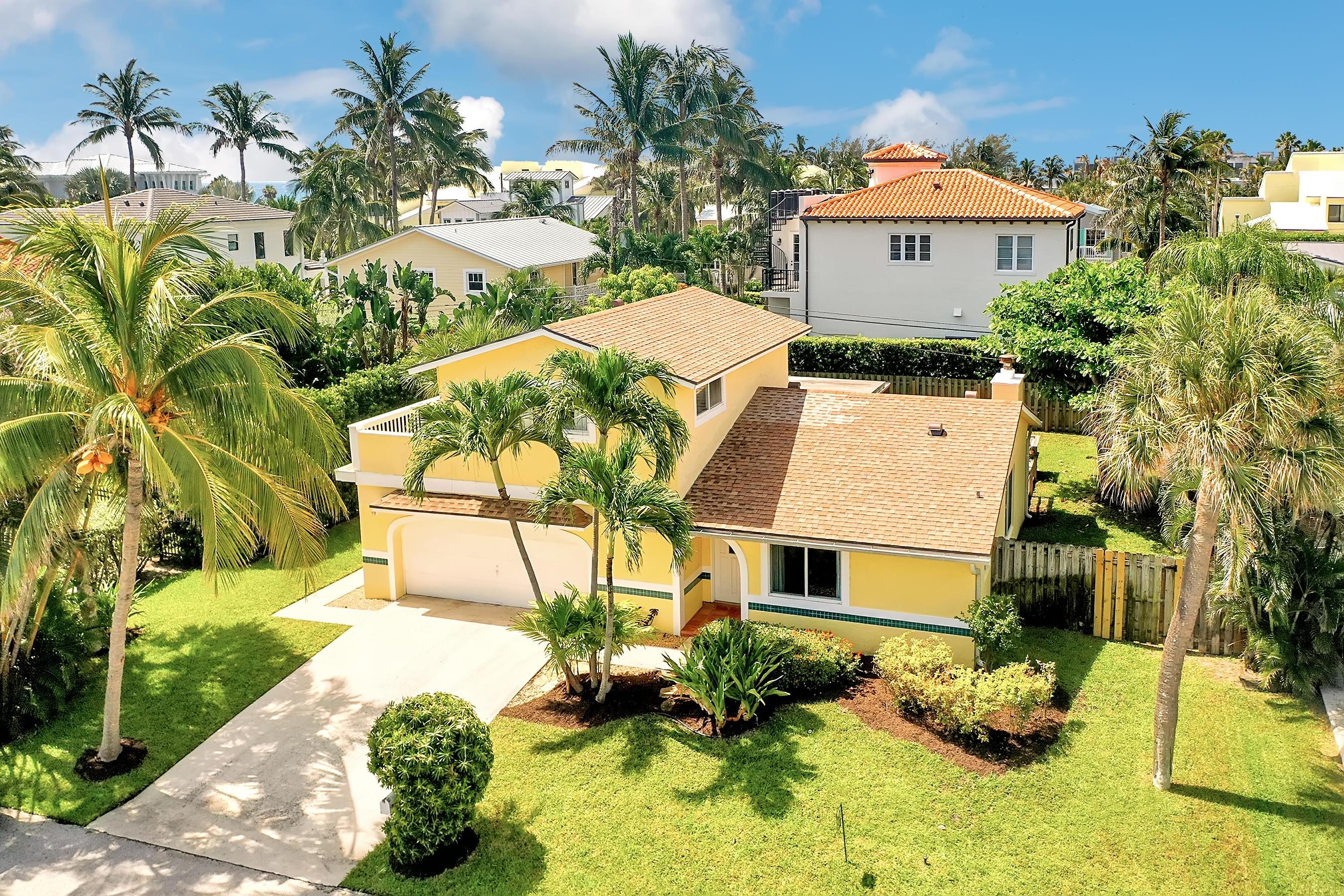 16 Sailfish Lane, Ocean Ridge, Florida 33435, 3 Bedrooms Bedrooms, ,2 BathroomsBathrooms,Single Family Detached,For Sale,Sailfish,RX-10733184