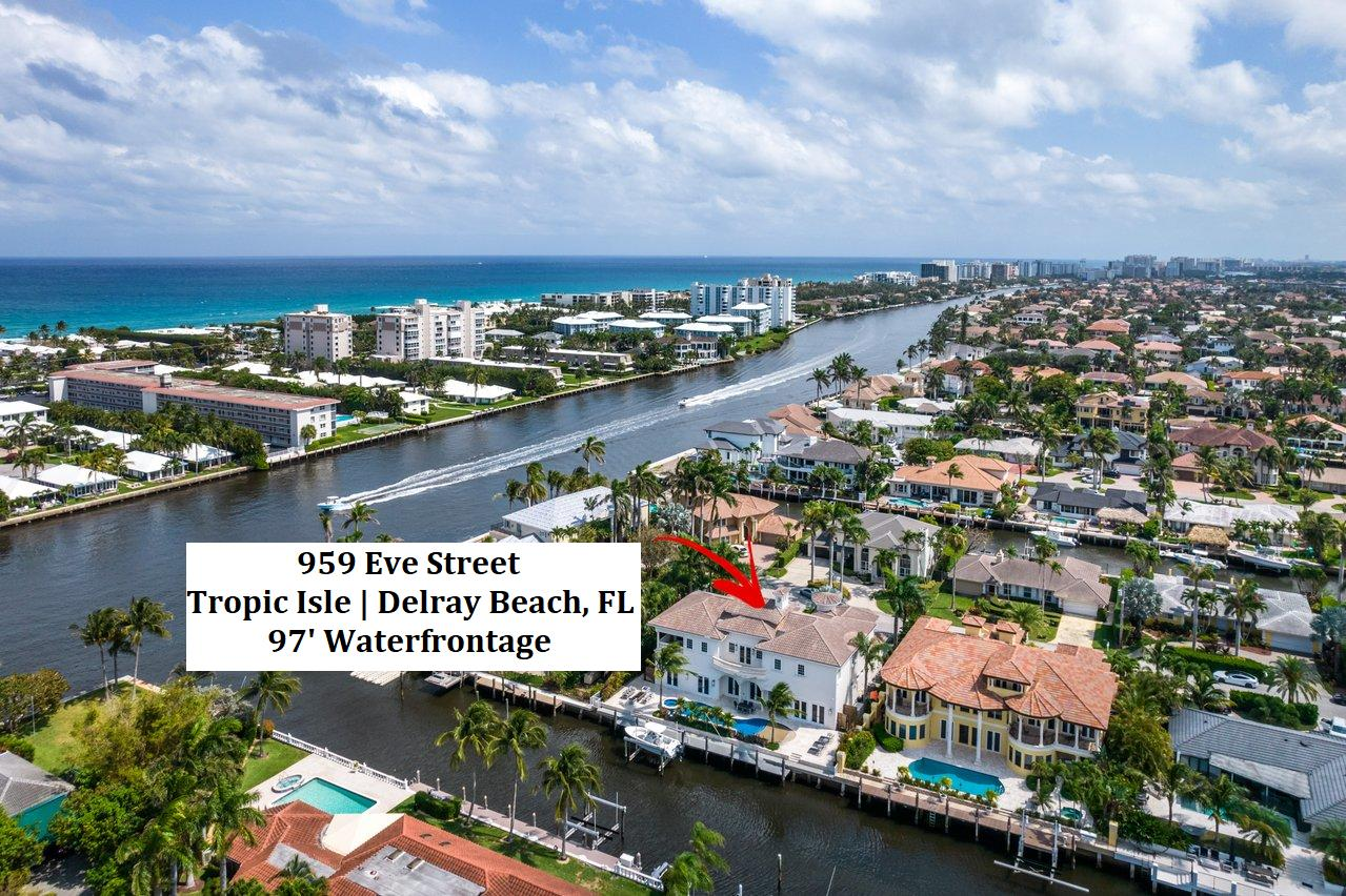 959 Eve Street, Delray Beach, Florida 33483, 5 Bedrooms Bedrooms, ,6.1 BathroomsBathrooms,Single Family Detached,For Sale,Eve,RX-10723917