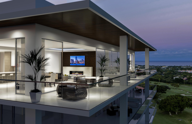 105 Camino Real Unit Penthouse 9, Boca Raton, Florida 33432