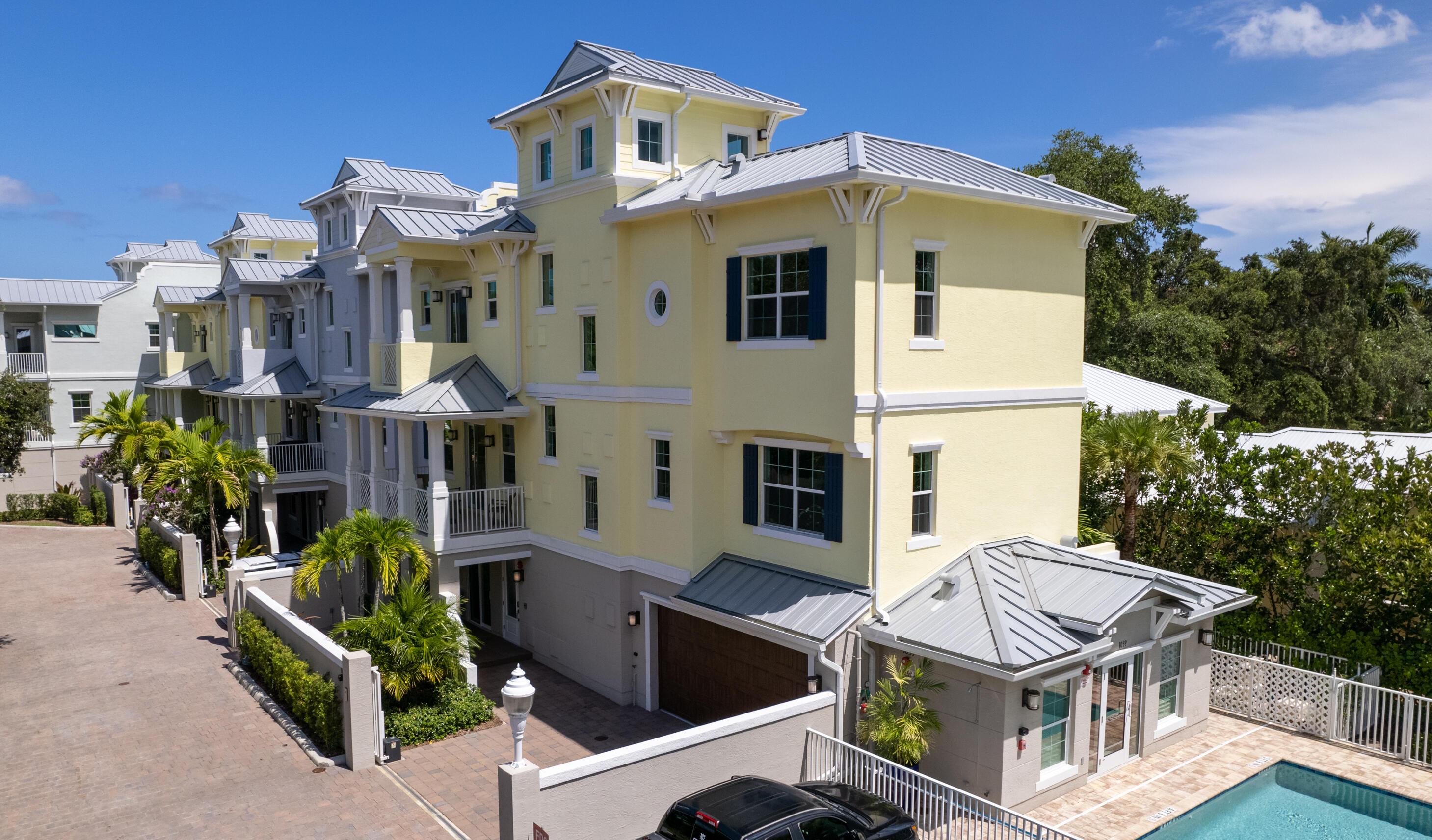 1033 Harbor Villas Unit 4, North Palm Beach, Florida 33408