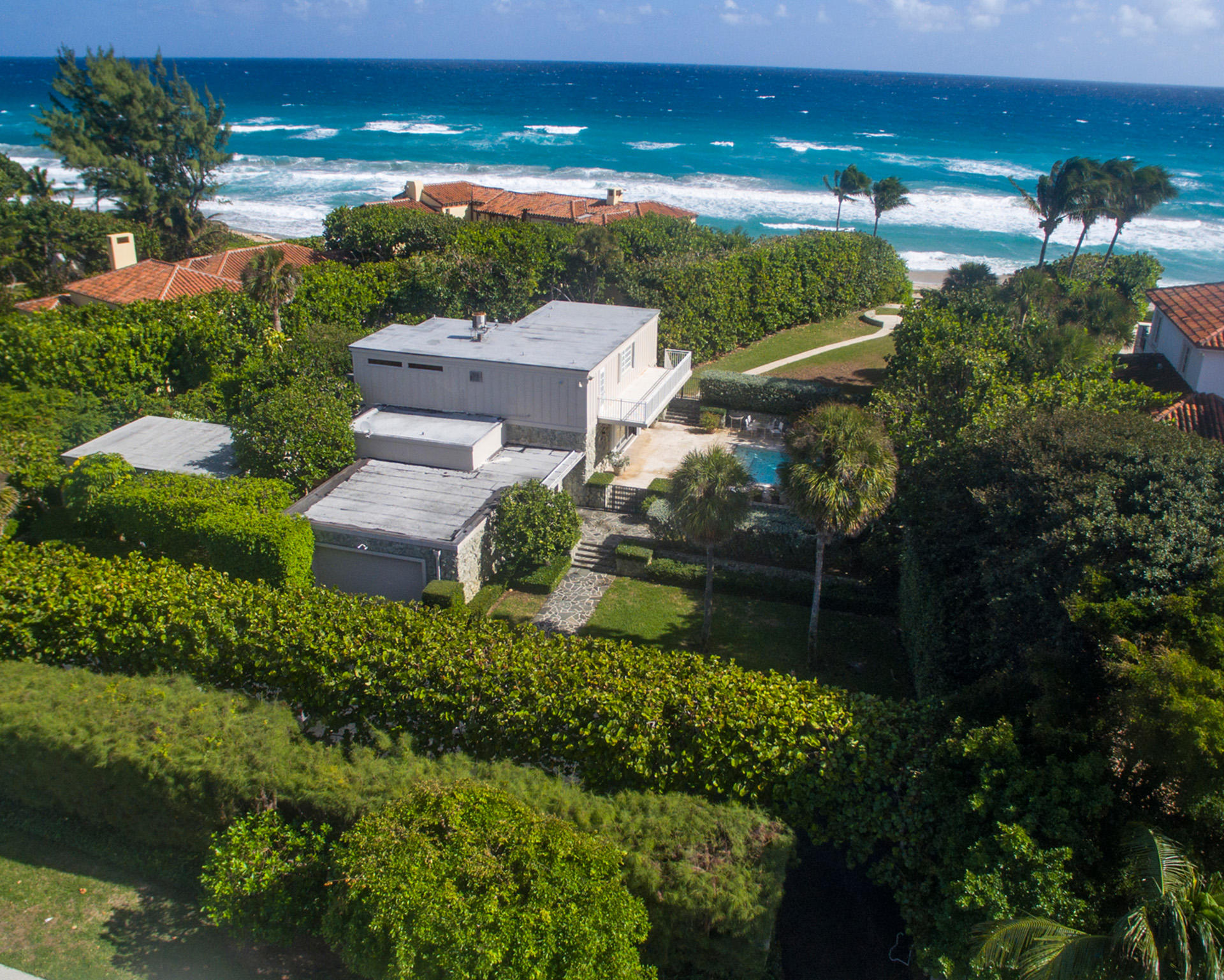 3633 Ocean Boulevard, Gulf Stream, Florida 33483, 3 Bedrooms Bedrooms, ,4.1 BathroomsBathrooms,Single Family Detached,For Sale,Ocean,RX-10734571