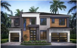 Under Construction, Rarely available SE New Deepwater in the Exclusive community of Blue Inlet.   This Coastal Contemporary design is built by Premiere Builder, Elysee Homes  completion date of February 2022.  You will be in Awe of this architectural masterpiece with Waterfront living unlike no other on canal going directly into the beautiful Intra Coastal Waterway with Views off your Dock of the Waterway!!!!Features include:5 En-Suite BedroomsDen/Office/Club Room5 Full Baths1 1/2 Bath rooms12X30 PoolAC Area 4580  Total 5,865 Sq Ft.(3) GaragesQuartz CountertopsItalian Porcelain Tiles 48X482nd Level - Engineered Hardwood12 Ft Ceilings10 Ft Front Door50 Ft of Magnificent Waterfront1 Mile to the BeachYOU STILL HAVE TIME TO PICK OUT FINISHES