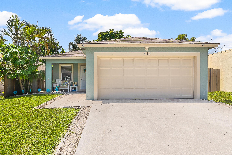 317 Swain, Greenacres, Florida 33463